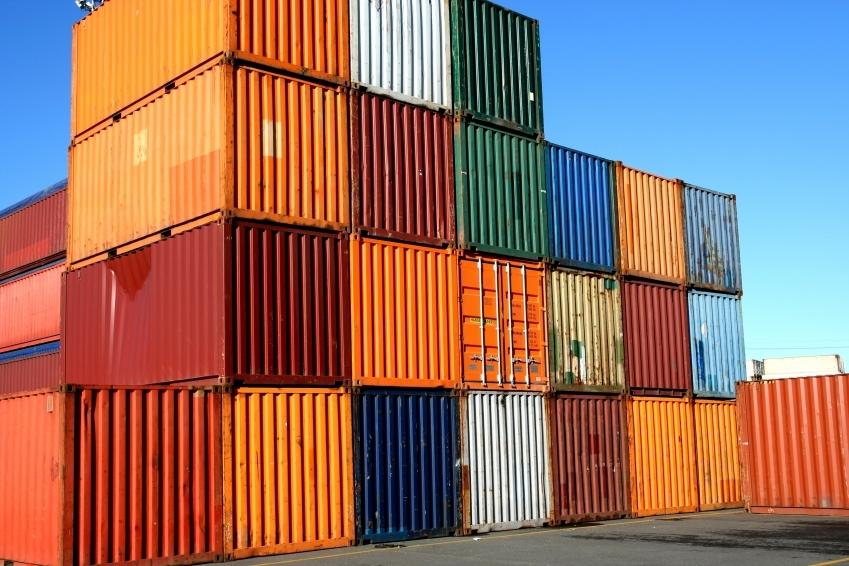 Analyse de l attractivit des ports pour les lignes for Conteneur economique