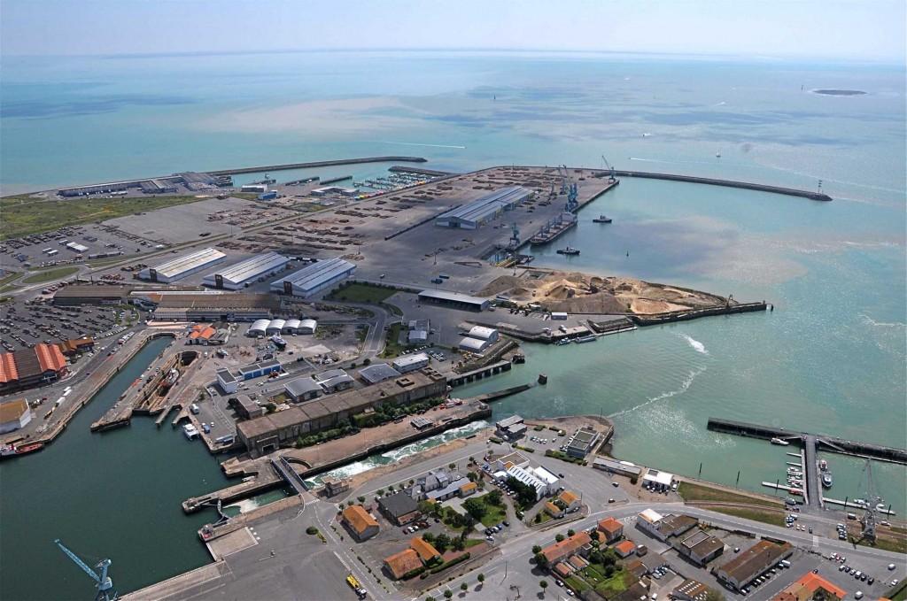 Grand port maritime La Rochelle