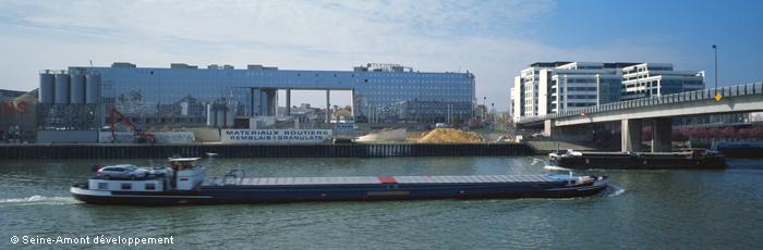 Port d'Ivry