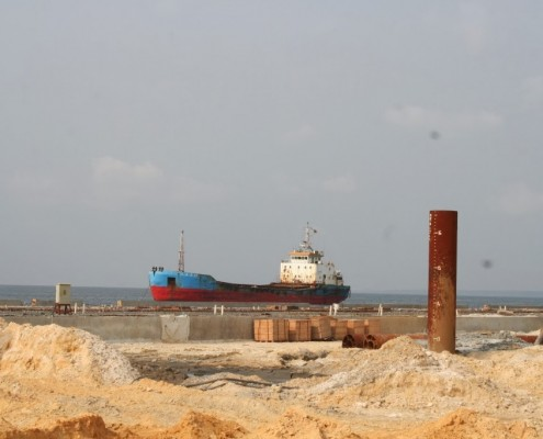 Port de Kribi