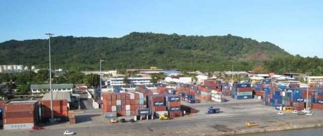 Port Degrad des cannes