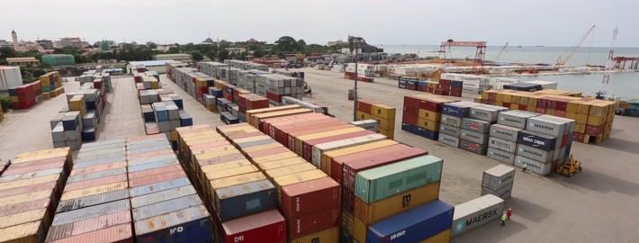 Port de Conakry