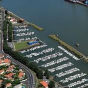 Port d'Anglet-Brise-lames
