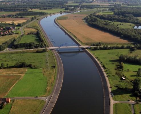 canal de Condé-Pommeroeul