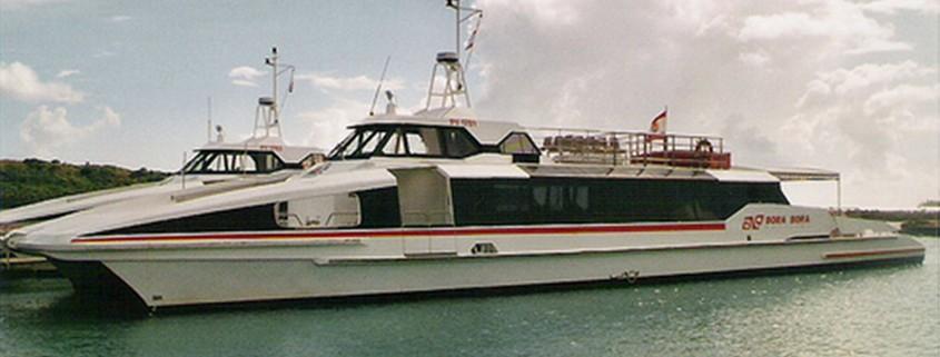 Navette Bora Bora