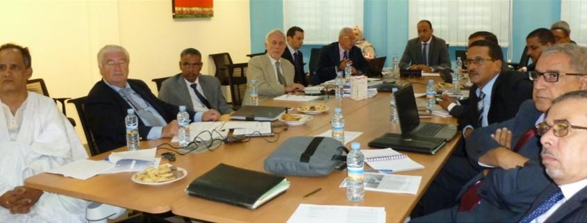 Comité cadrage Nouadhibou