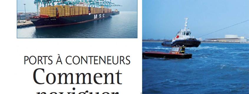Supply chain magazine - Ports à conteneurs