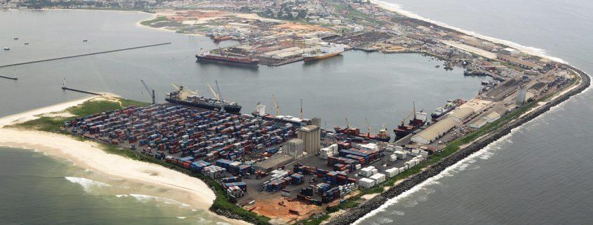 Port autonome de Pointe Noire